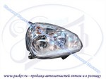 Блок фара 2170 Priora Automotive Lighting правая